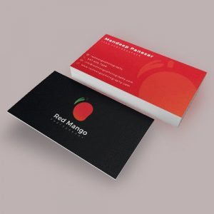 Business Cards Soft Touch printing in mississauga